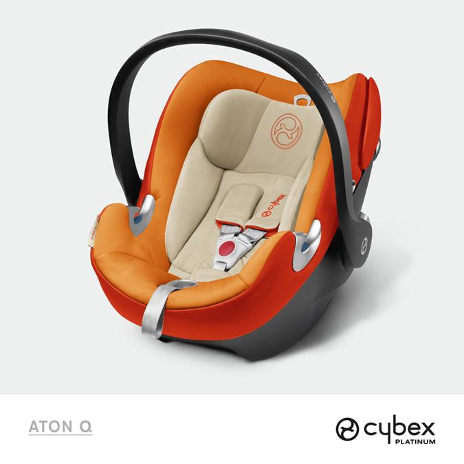Scaun auto copii Cybex Aton Q