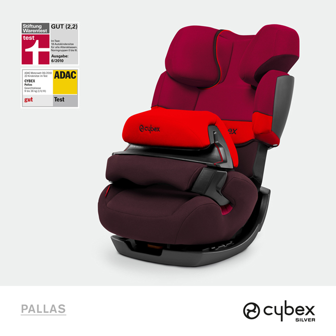 Scaun auto copii Cybex Pallas
