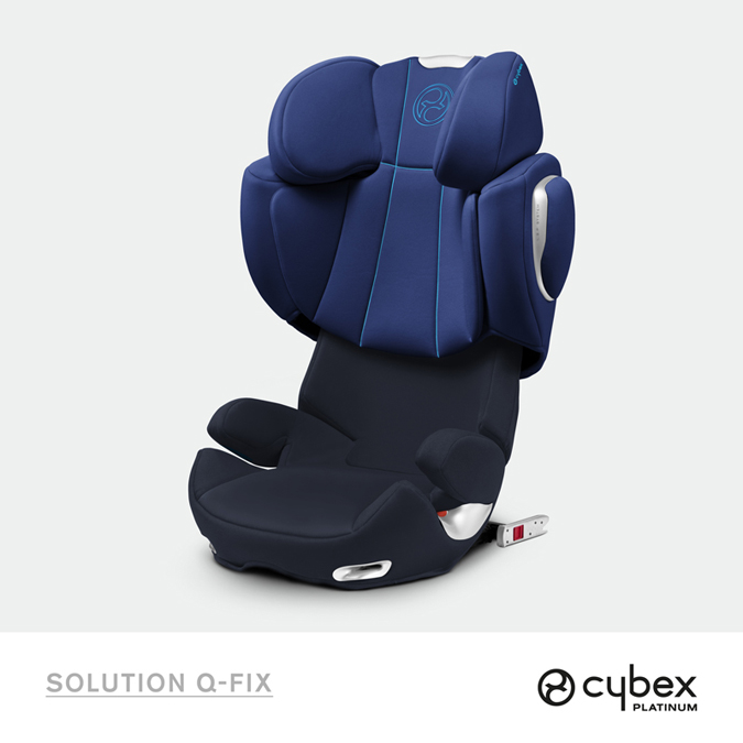 Scaun auto copii cu isofix Cybex Solution Q Fix
