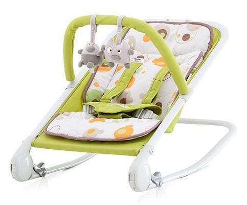 Scaunel balansoar Chipolino Baby Boo green 2014