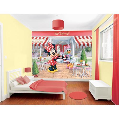 Tapet pentru Copii Minnie Mouse din categoria Camera copilului de la Walltastic
