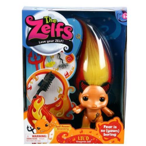 The Zelfs Figurina Mare LilD