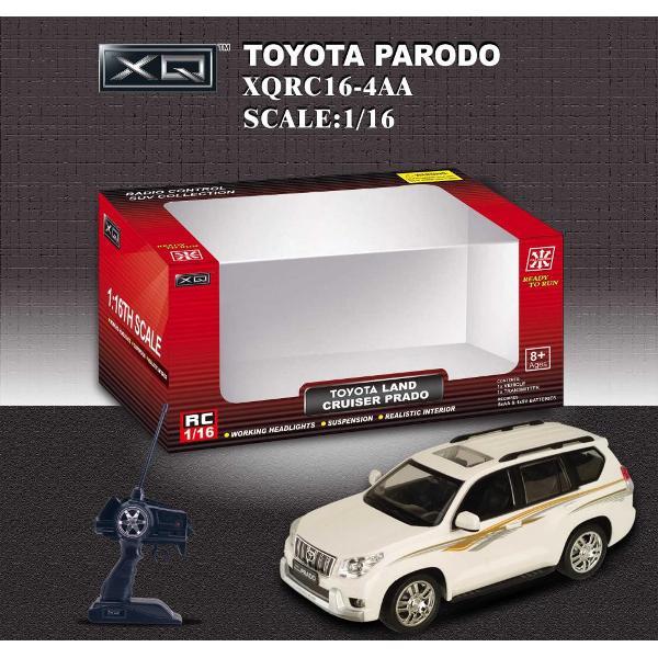 Toyota Landcrusier Parodo XQ