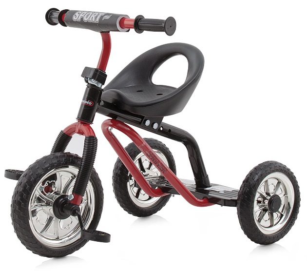 Tricicleta Chipolino Sprinter red 2014