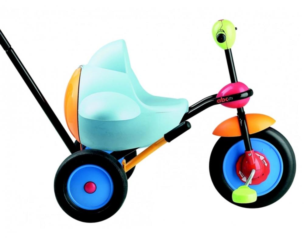 Tricicleta Italtrike Jet City