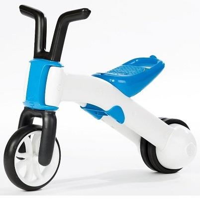 Tricicleta Bunzi Albastra 2 in 1