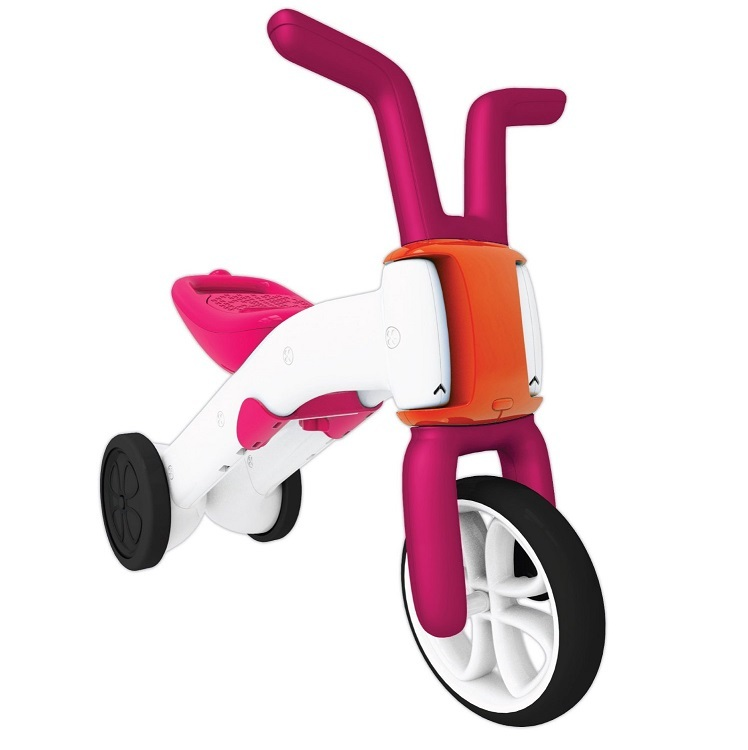 Tricicleta Bunzi Roz 2 In 1