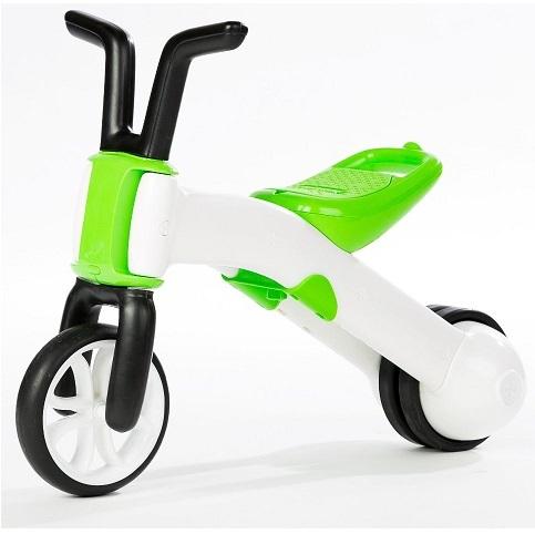 Tricicleta Bunzi verde 2 in 1