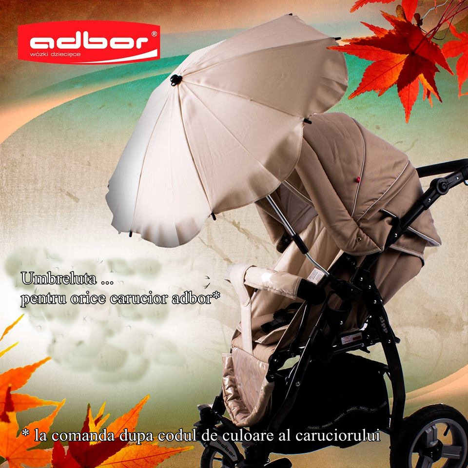 Umbrela universala Adbor din categoria Carucioare Copii de la Adbor