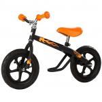 Bicicleta fara pedale JACK & JOSIE neagra
