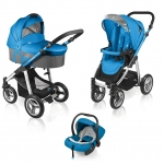 Carucior multifunctional 3 in 1 Baby Design Lupo