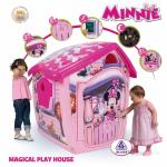 Casuta pentru copii Injusa Magical House Minnie Mouse
