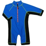 Costum de baie blue black marime 98-104 protectie UV Swimpy