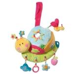 Jucarie muzicala Melc Brevi Soft Toys