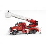 Masina de pompieri cu pompa apa - Mack G