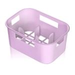 Suport biberoane roz REER 256.16