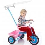 Tricicleta Italtrike Outside Passenger Be Happy