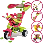 Tricicleta Smoby Baby Driver Confort Fille