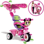 Tricicleta Smoby Baby Driver Minnie Mouse
