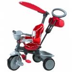 Tricicleta pentru copii Dhs Baby Red