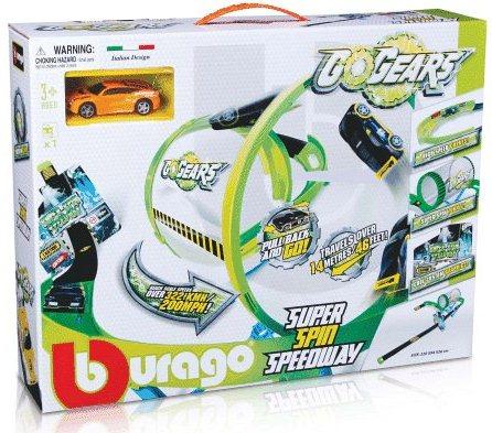 155 Go Gear Circuit Super Spin - Bburago