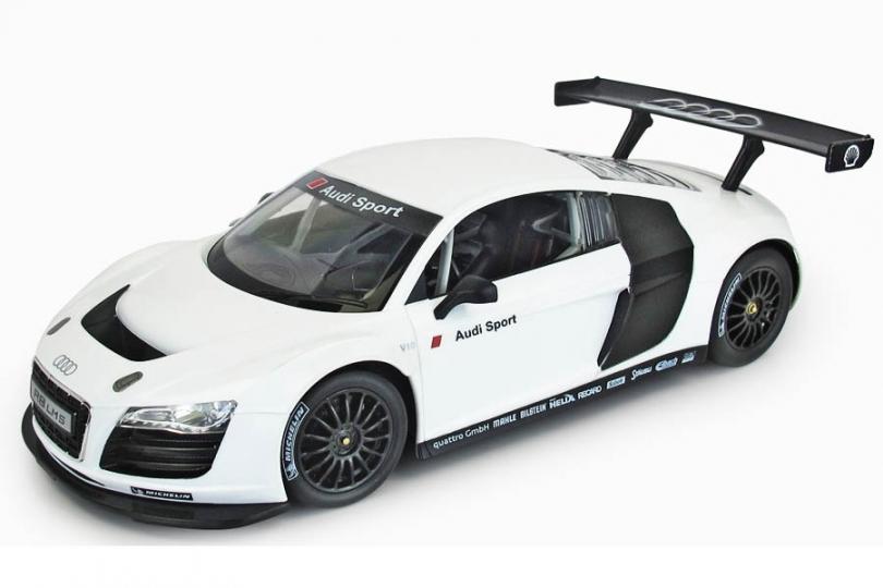 Audi R8 - Drift car cu telecomanda, Scara 114