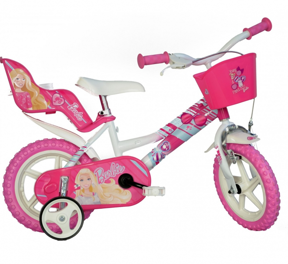 Bicicleta copii 12 Barbie