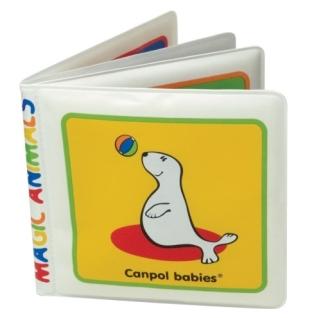 Carte de baie educativa cu culori schimbatoare 2704