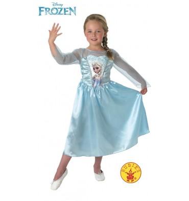 Costum de carnaval - ELSA din Frozen (Regatul de Gheata)