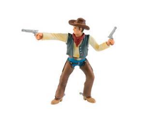 Cowboy cu pistoale