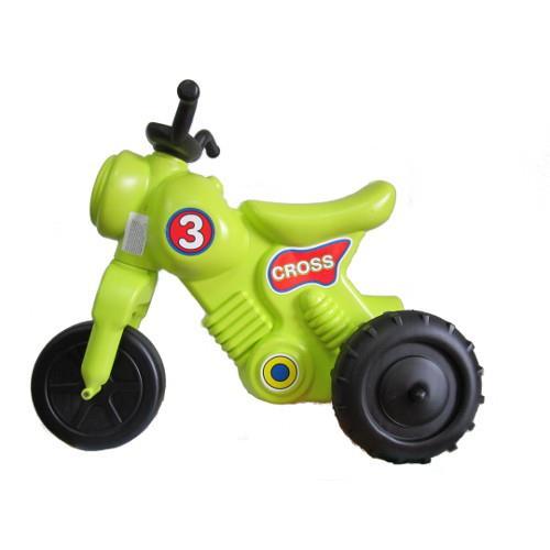 Cross Motorbike Verde
