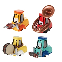 Disney Cars 2 Uncle Topolinos Band