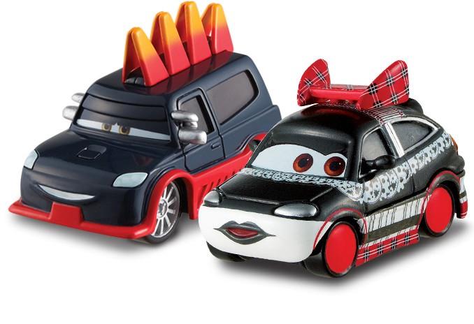 Disney Cars 2 Yokoza si Chisaki