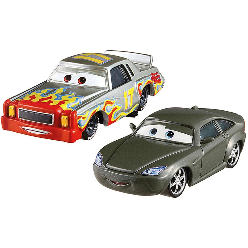 Disney Cars 2 Bob Cutlass si Darrell Cartrip