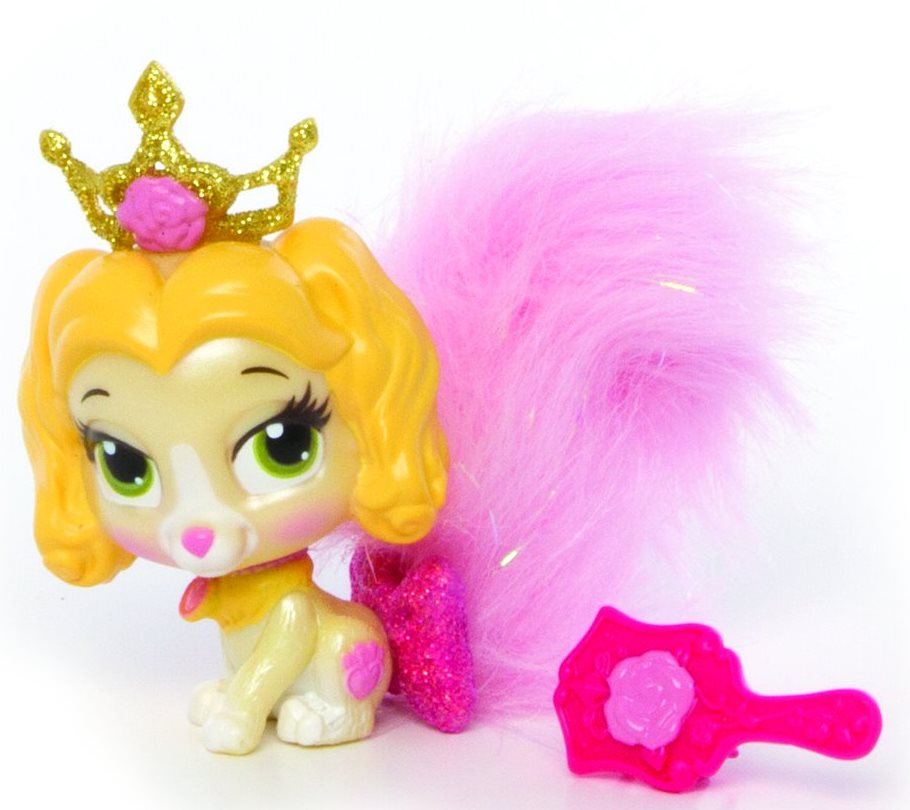 Figurina Disney Catelusul Rose