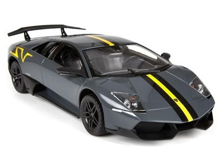 Lamborghini Murcielago LP670-4 (V2) cu telecomanda, Scara 114