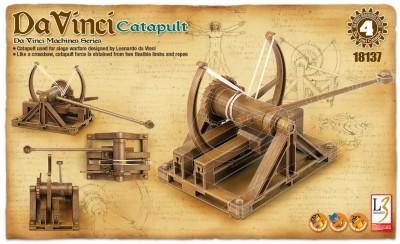 Macheta Catapulta Leonardo Da Vinci