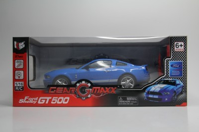 Masina cu telecomanda Ford GT 500 126 baterii incluse