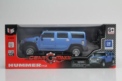 Masina cu telecomanda Hummer H2 Scara 126 baterii incluse