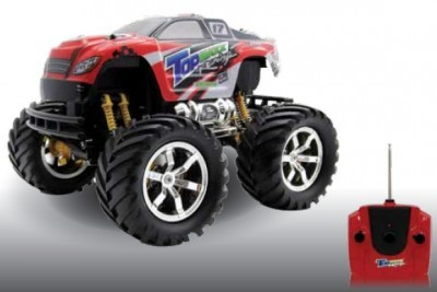 Masina cu telecomanda Monster Truck Off Road Trucky scara 124 RC