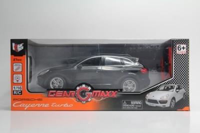 Masina cu telecomanda Porsche Cayenne Turbo 1:16 RC baterii incluse