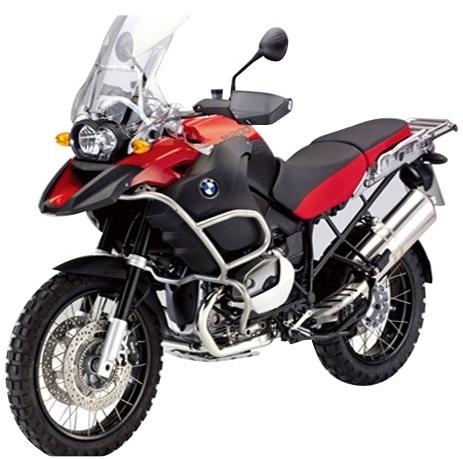 Motocicleta BMW 1200 GS, Macheta, Scara 19