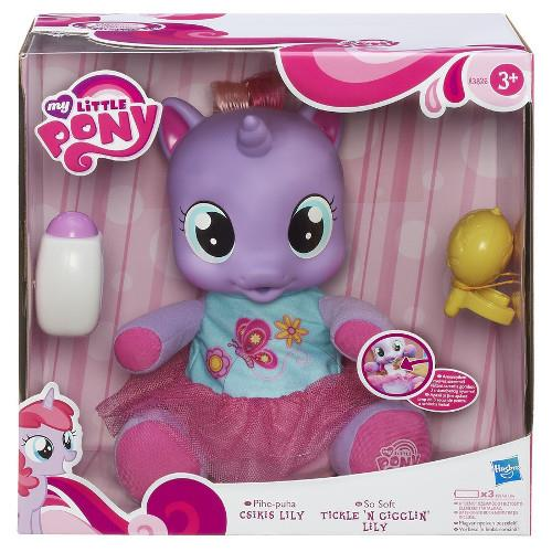 My Little Pony Soft Ticklen Gigglin Lily