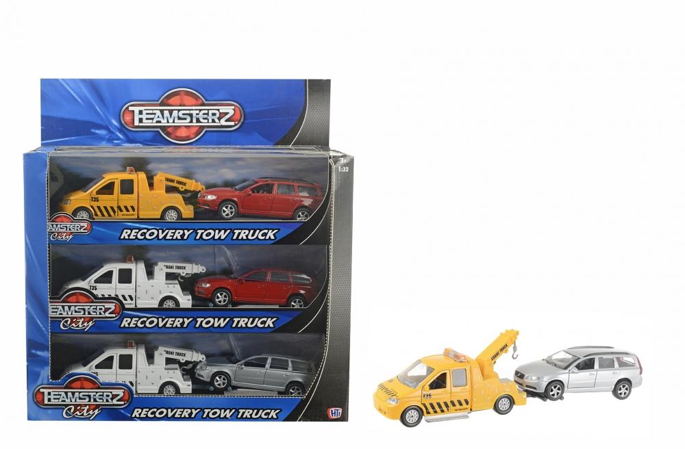 Set vehicul remorcare + Masinuta