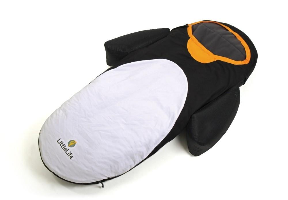 Sac de dormit pentru copii Pinguin