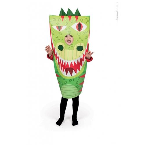 Sackanimo - Costum dragon (J02861)