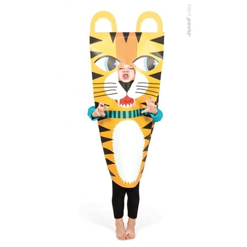 Sackanimo - Costum tigru (J02862)