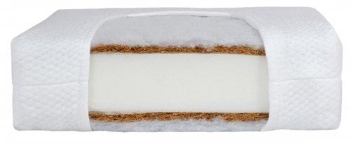 Saltea cocos spuma poliuretanica Komfort Lux 140708.5CM