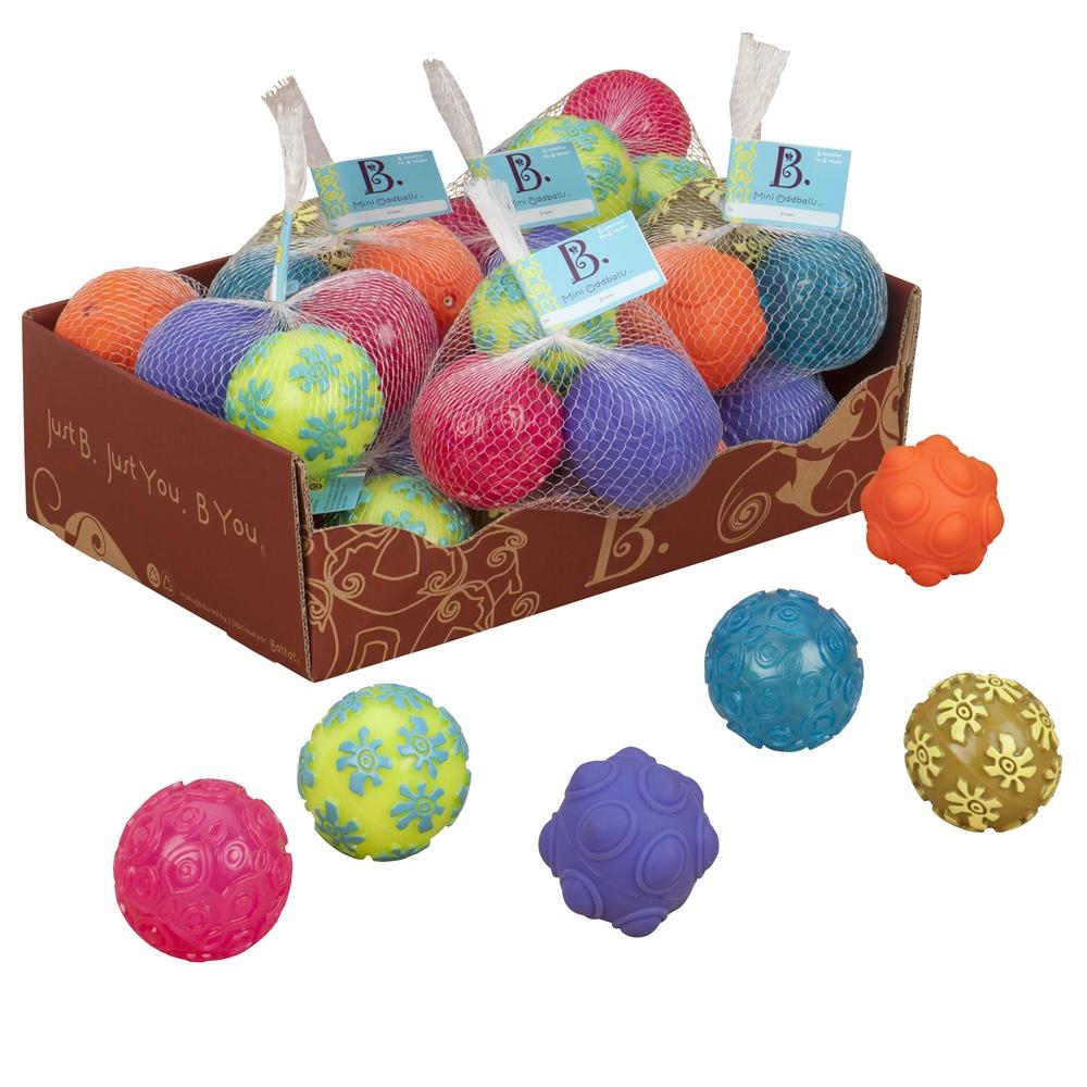 Set 3 Mingi B.Toys