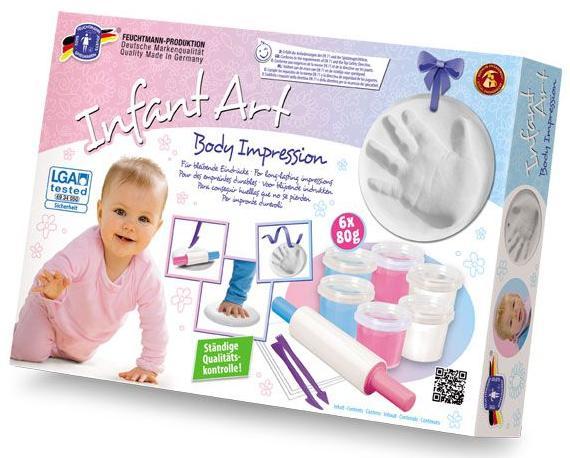 Set amprentare bebelusi